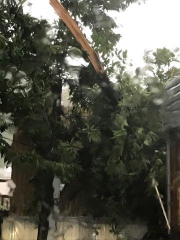 Destructive storm strikes McDowell, surrounding communities
