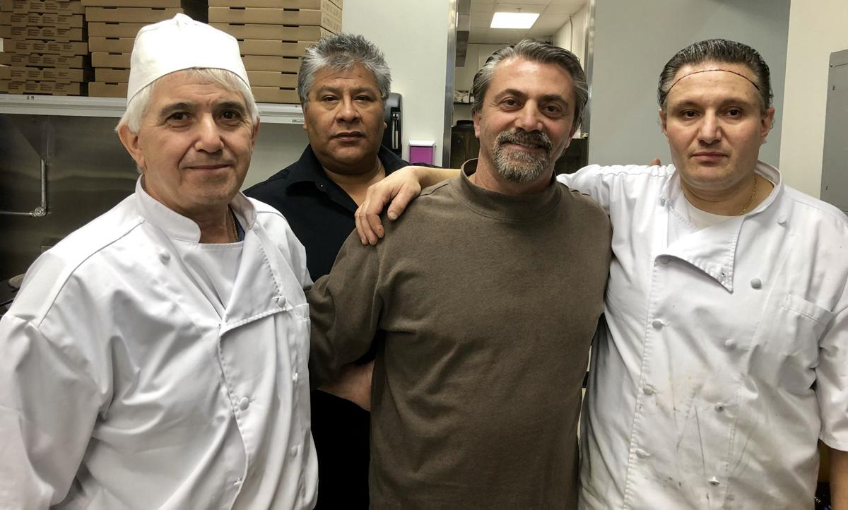 Luisa's Italian Restaurant and Pizzeria opens at Grandview Station shopping center