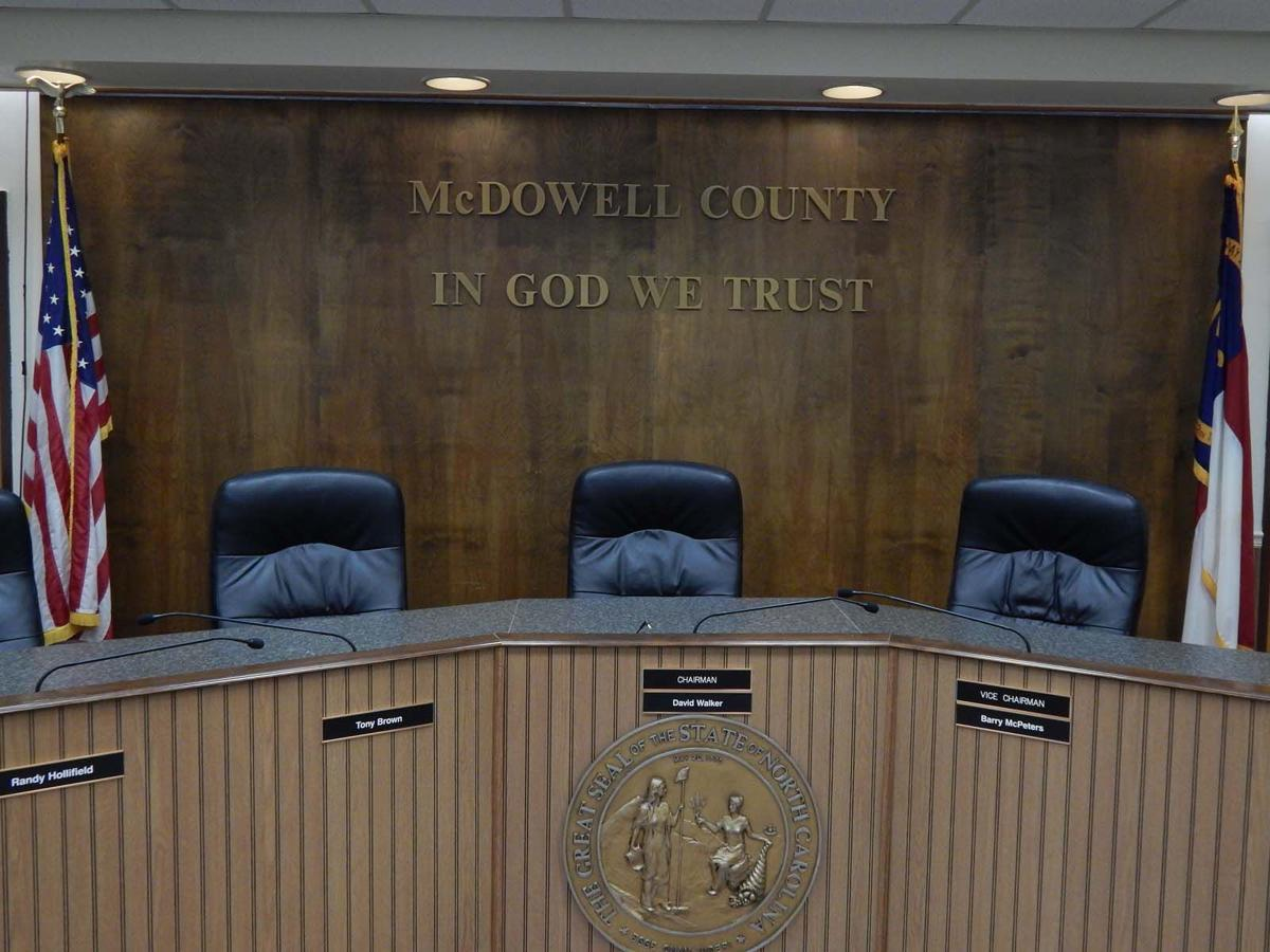 McDowell Commissioners cooperate with city of Marion on hotel project