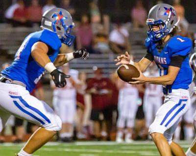 Long night for Titans: St. Stephens scores on kickoff, never looks back