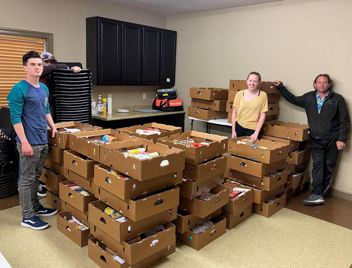 McDowell food hubs, schools share resources on food assistance