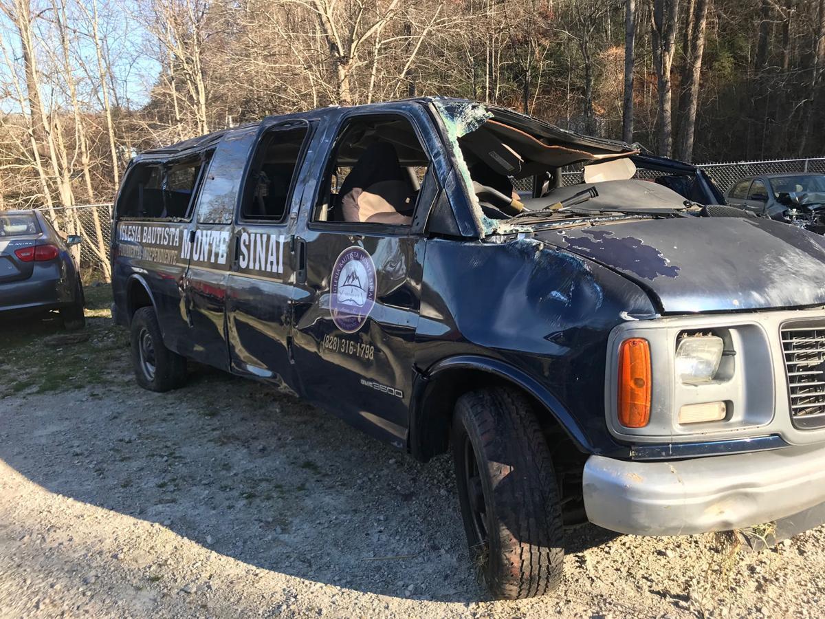 New details in fatal church van crash