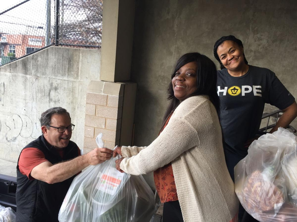 Giving Tuesday Second Helpings Atlanta