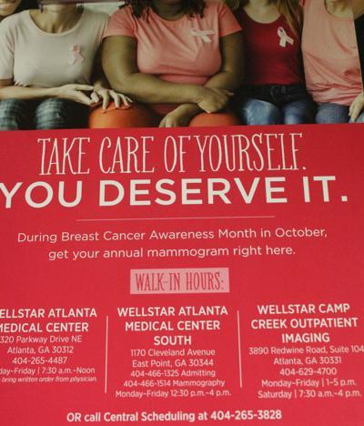 WellStar mammogram sites