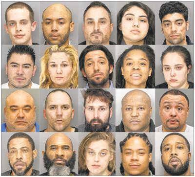 Dozens arrested in Cobb County drug bust | News | mdjonline com