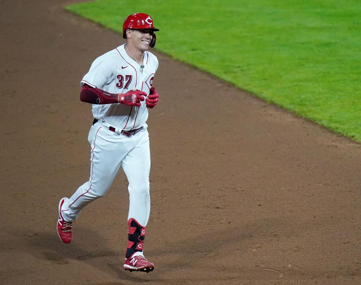 Cubs Reds Baseball