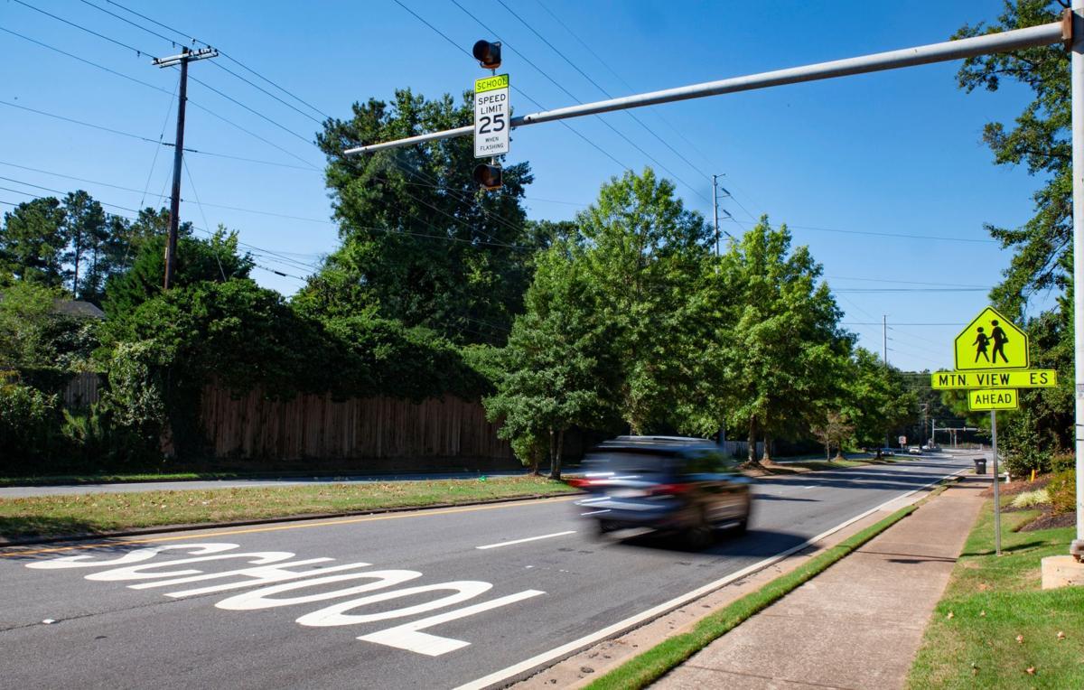 New school zone speed limits on the BoC docket | News