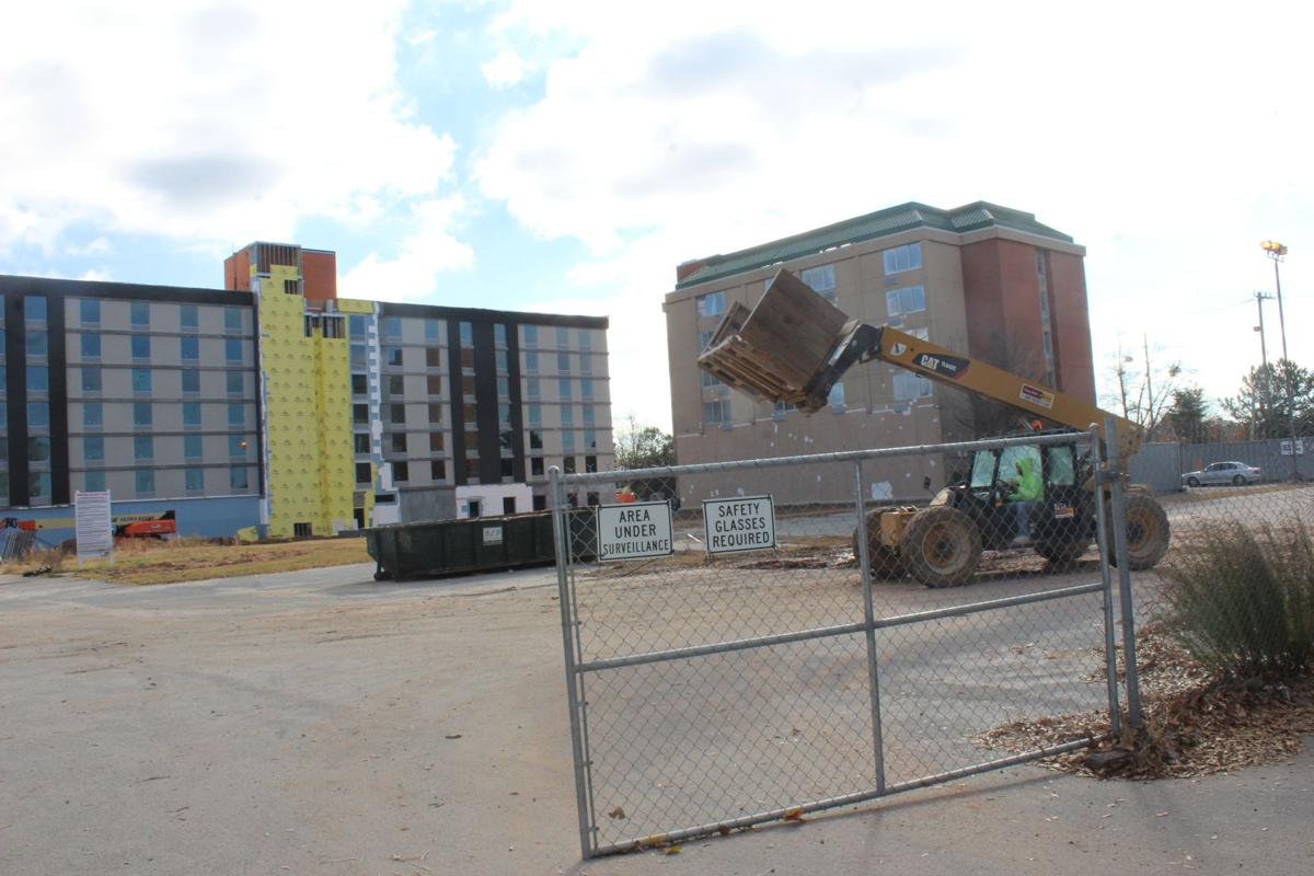 Franklin Gateway hotel rising from the ashes   News