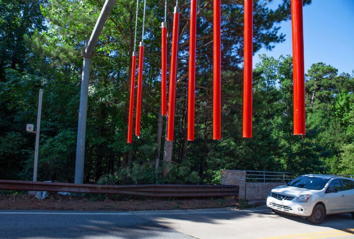 Concord Road Covered bridge pipes file art 3