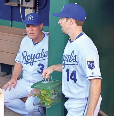 Royals-Burns Baseball