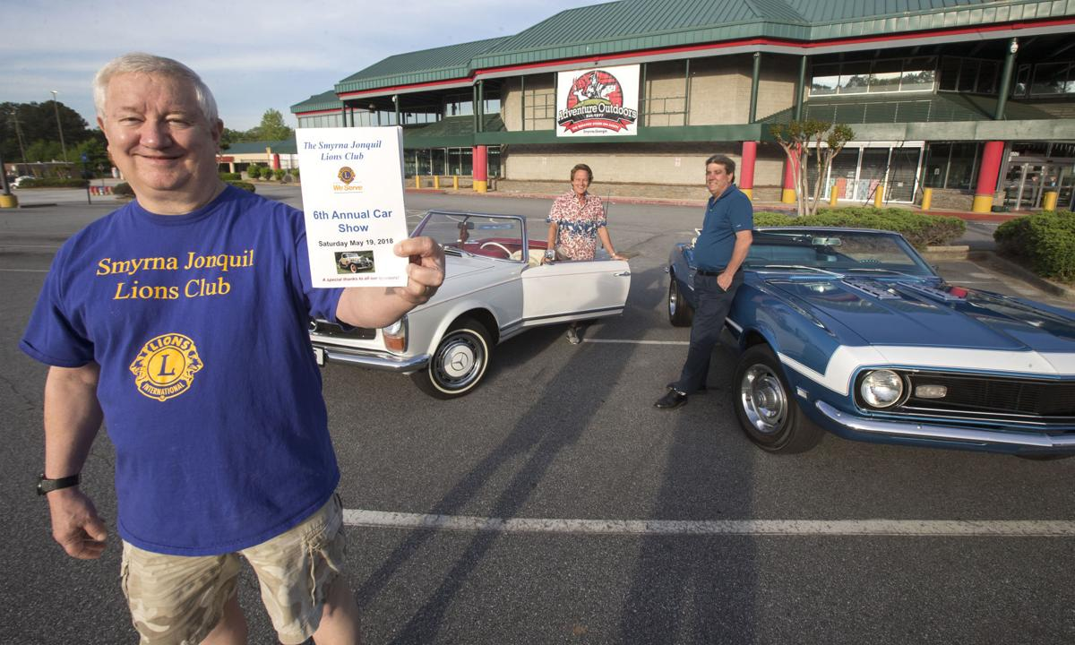 Smyrna Jonquil Lions Club Car Show Cruises Into Town Saturday - New smyrna car show