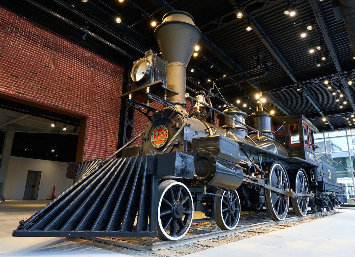 Texas locomotive 1