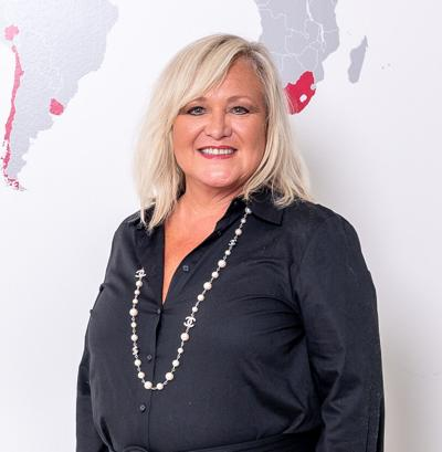 Shirley Gary, owner and CEO of Engel & Völkers Buckhead Atlanta and Engel & Völkers Atlanta North Fulton