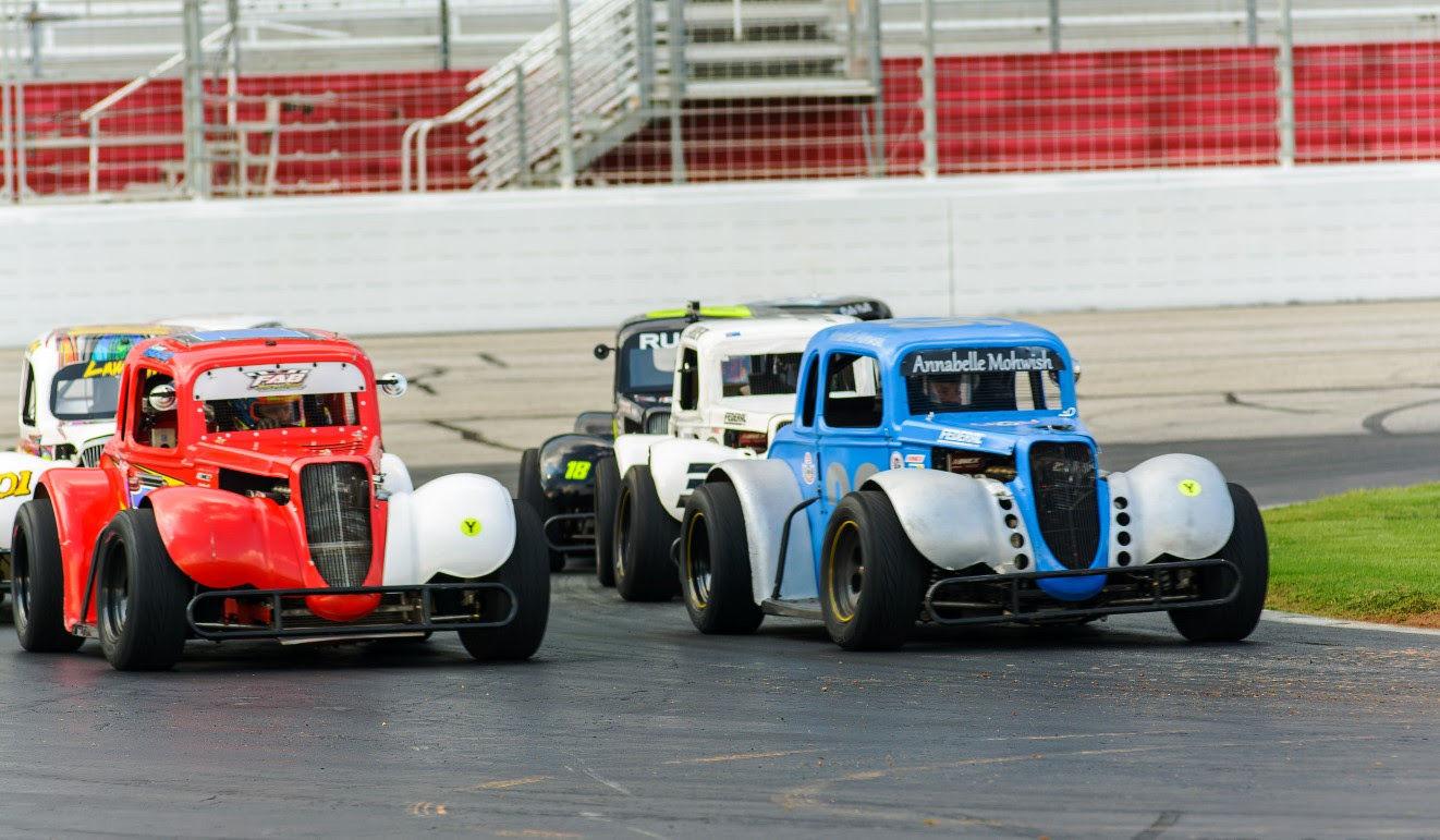 Atlanta Motor Speedway Furious Five