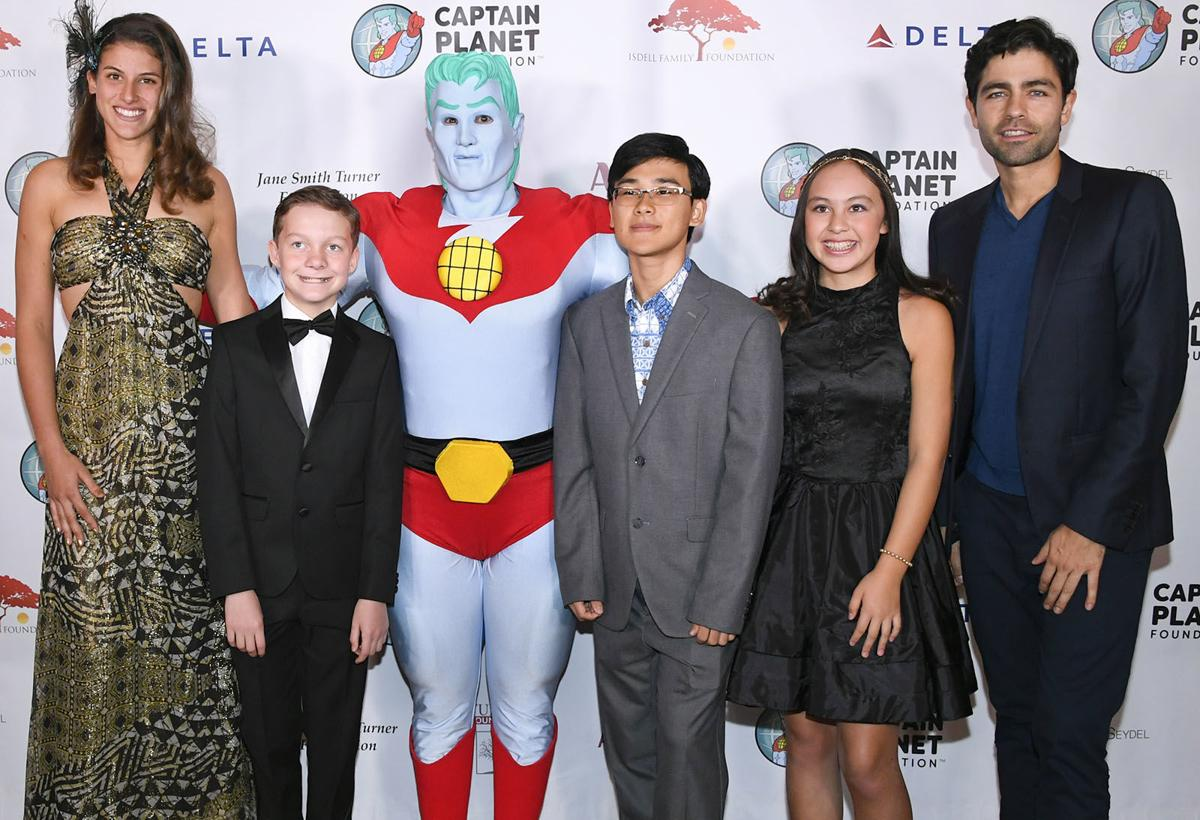 Planet Pics Adrian Grenier Wallpaper: Grenier, Durley, Others Honored At Captain Planet Gala