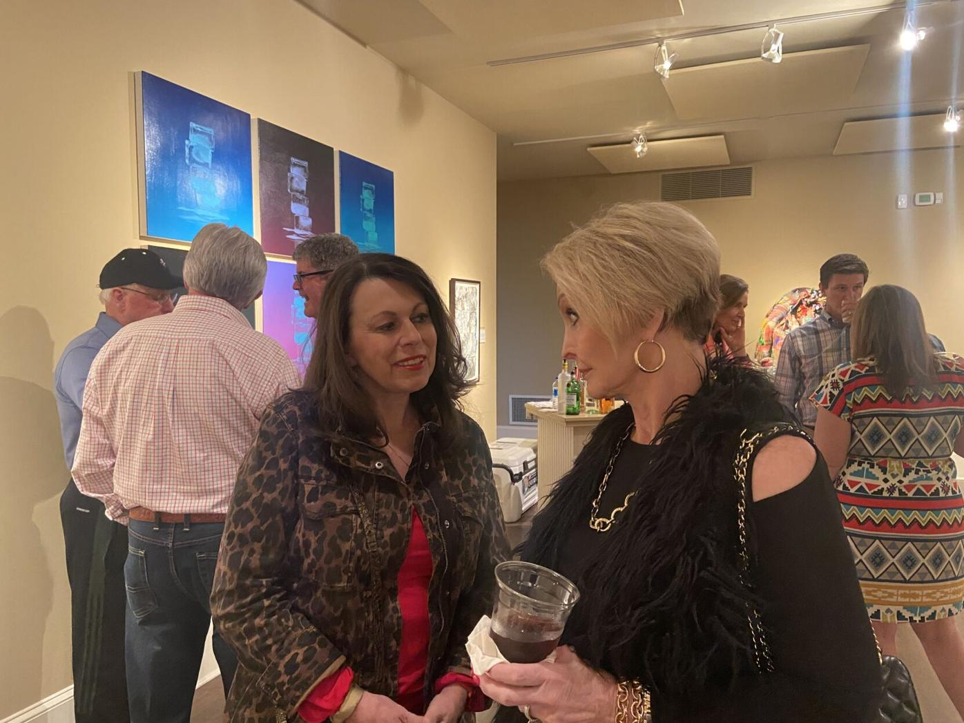 Marietta Cobb Museum of Art's Martinis and Music