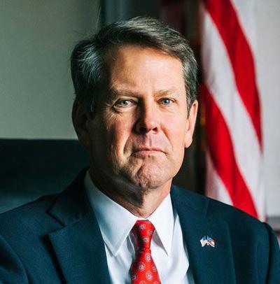 Brian Kemp, governor mug