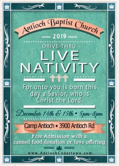 Antioch's Live Nativity