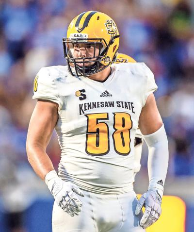 Long Road Back Pays Off For Kennesaw State S Andrew Butcher Cobb