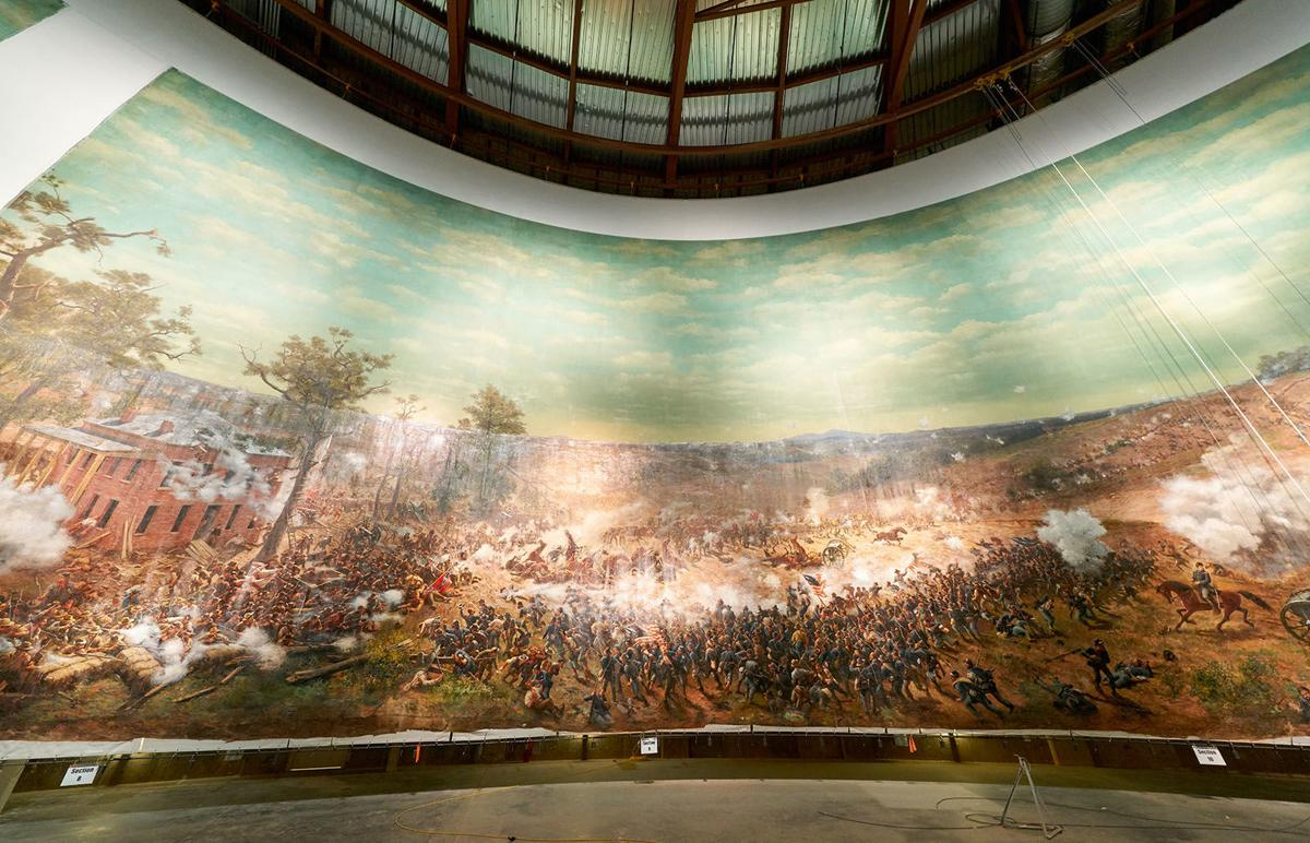 022019_MNS_Cyclorama_006 painting overview