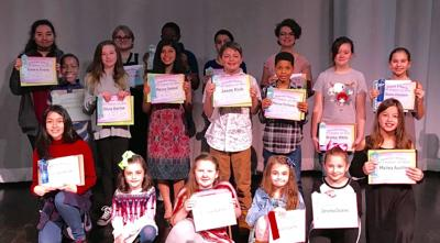 Paulding Fine Arts names winners in annual student show