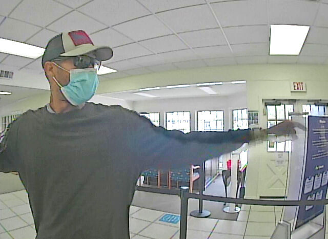 Federal charges anticipated in Rome bank robbery after Kennesaw man arrested in North Carolina