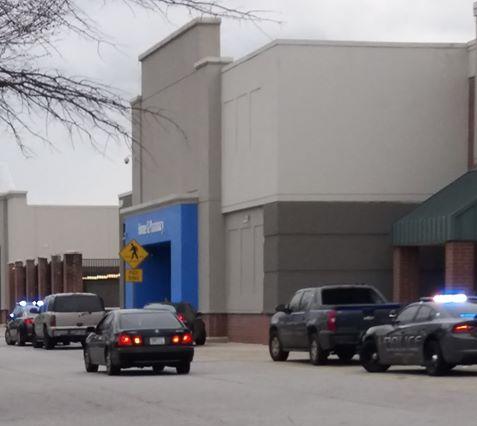 Man shot at WalMart