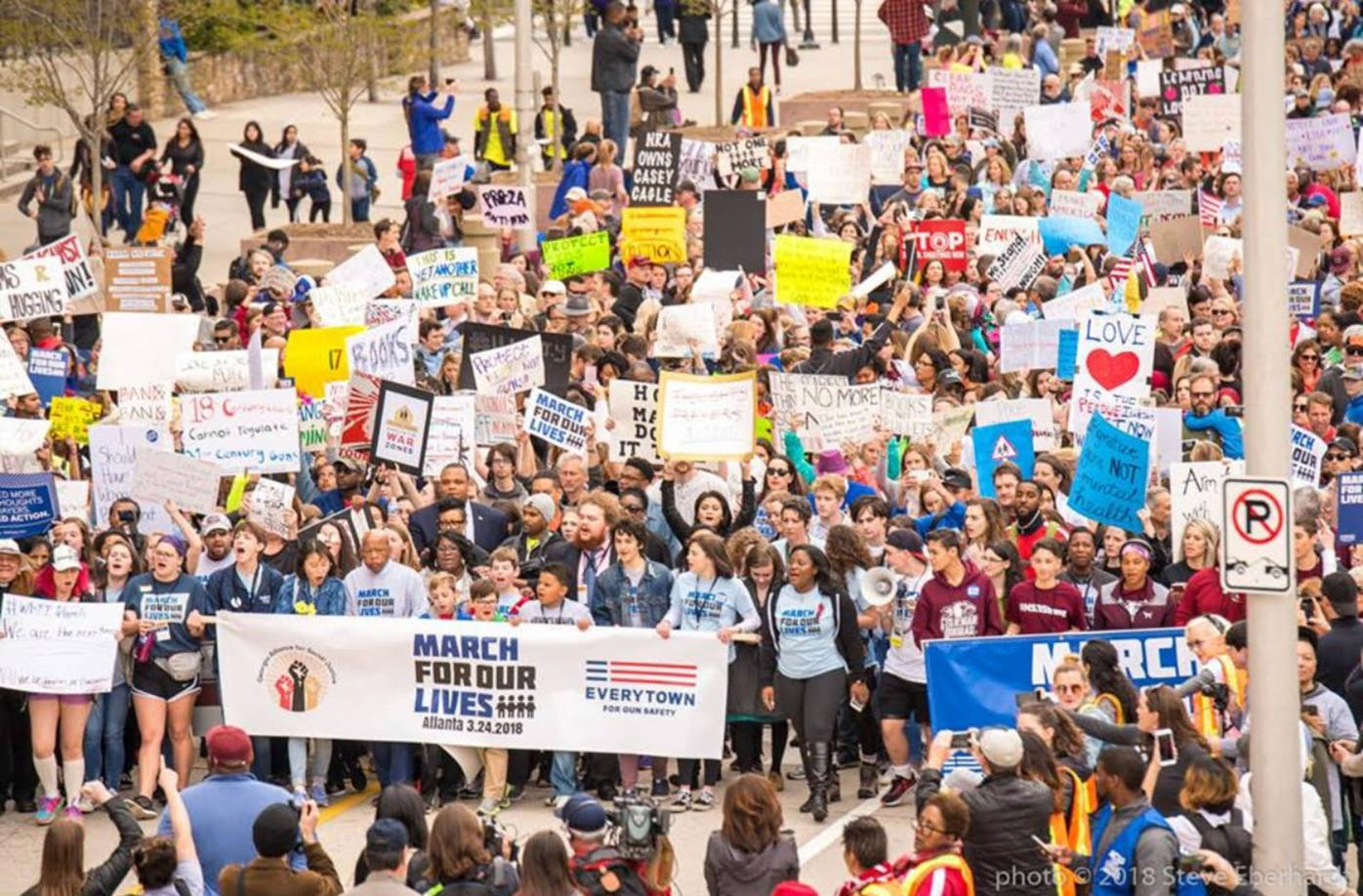 March For Our Lives Atlanta