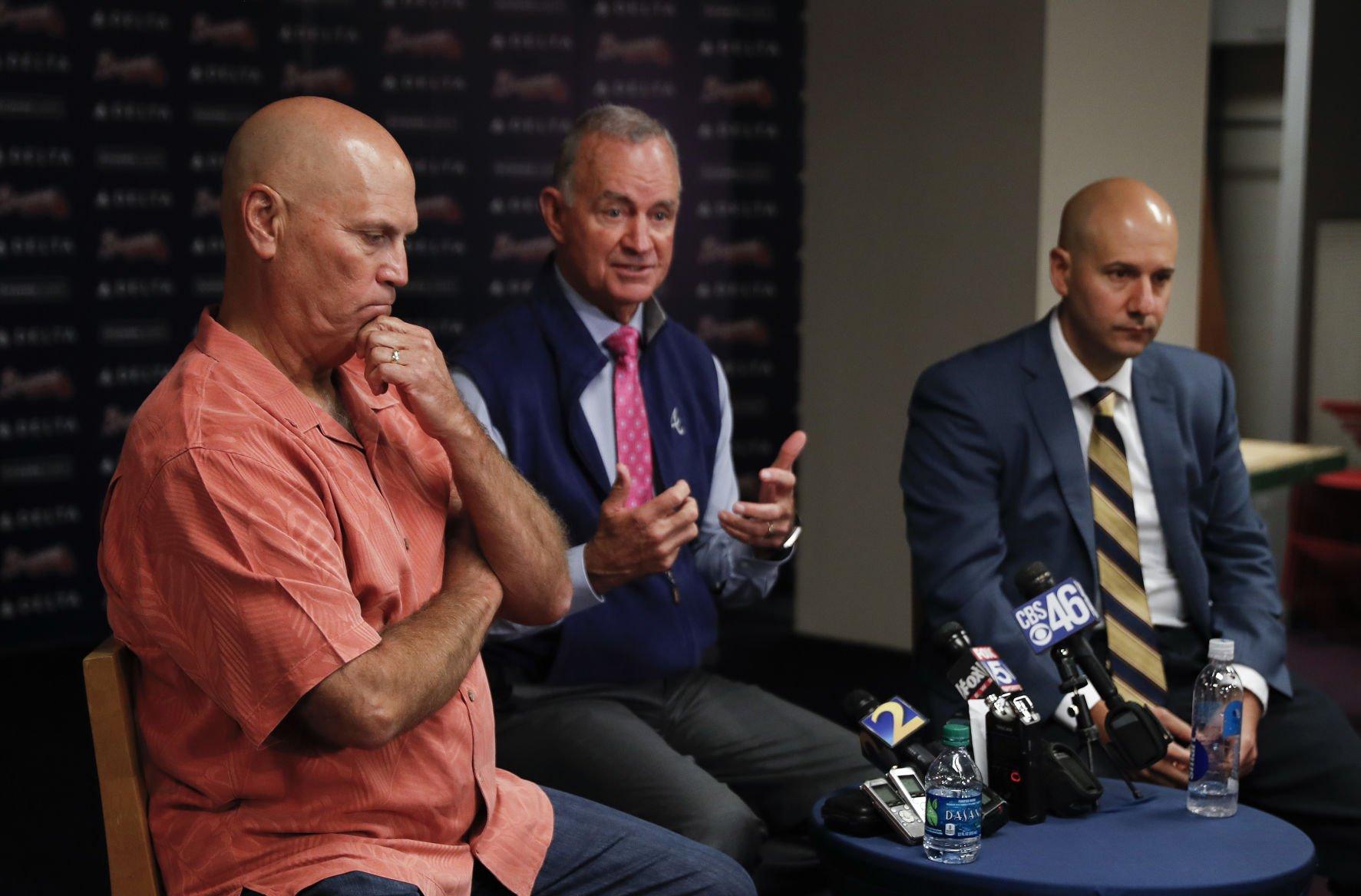 Stunner: Coppolella resigns as Braves General Manager
