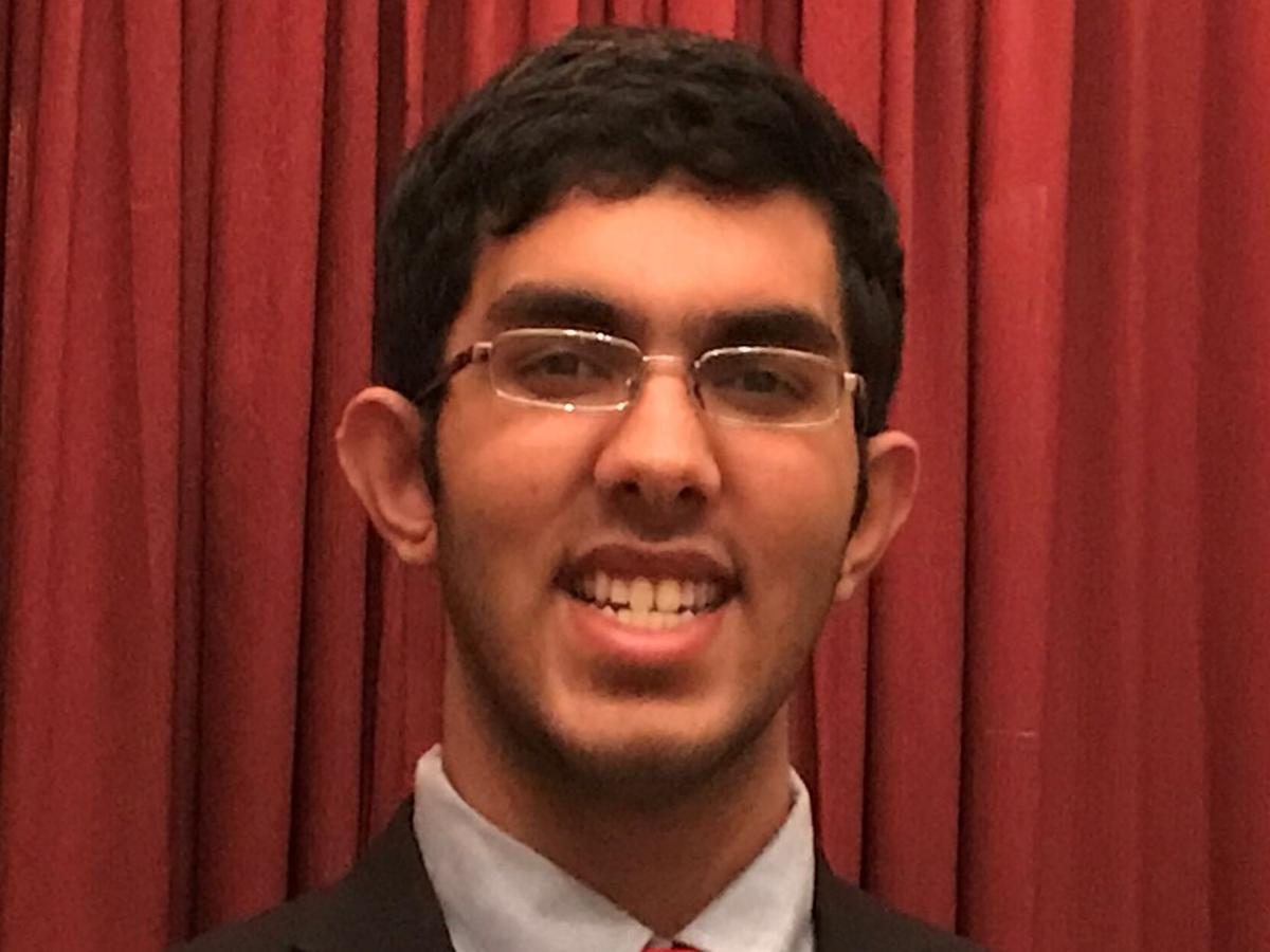 Ishaan Chaubey