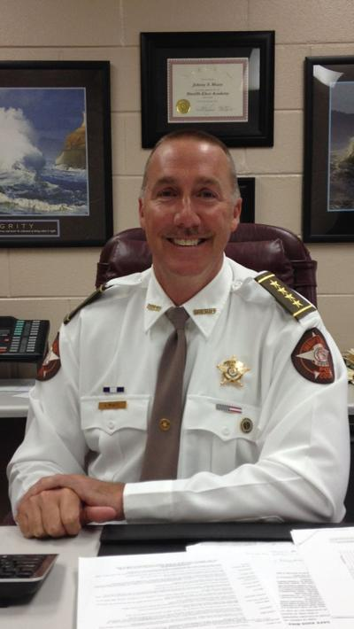 Sheriff Johnny Moats