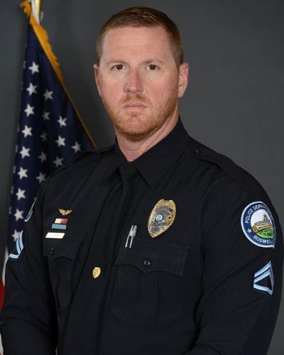 Officer Matthew Perry