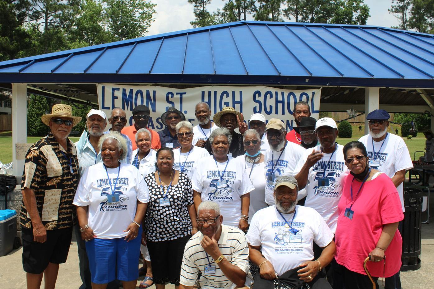 Lemon St. HS class of '66 55th reunion