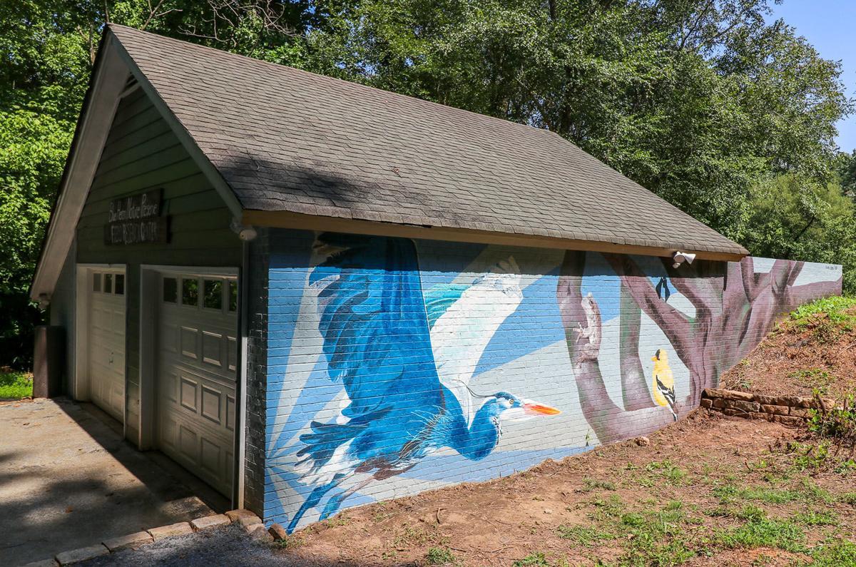 Blue Heron solar 1 Field Research Center