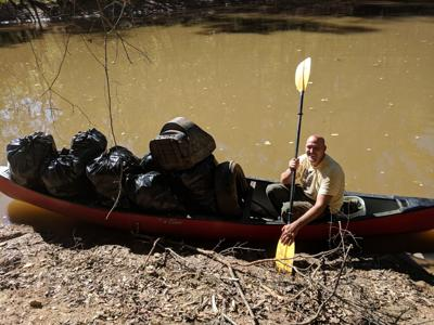 Little River Clean-up