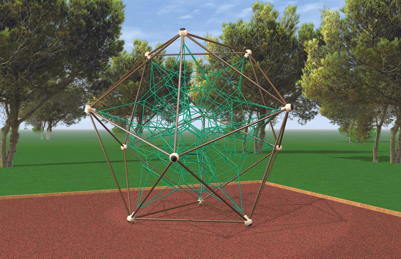 Memorial Park playweb rendering