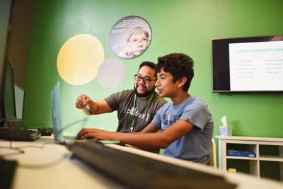 Coding mentors