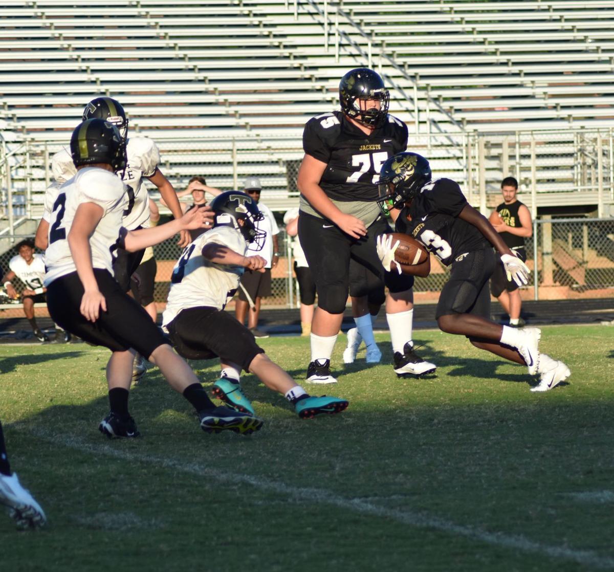 Rockmart JV football takes win over Temple | Georgia News