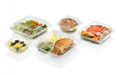 Inline Plastics containers
