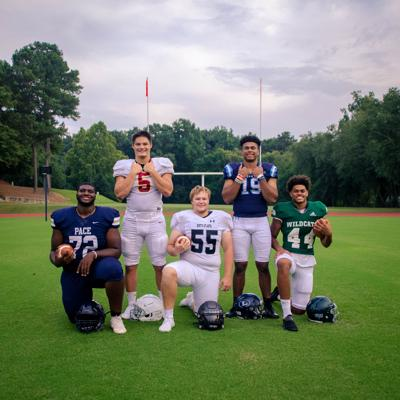 Northside Football Cover Photo - 12x12