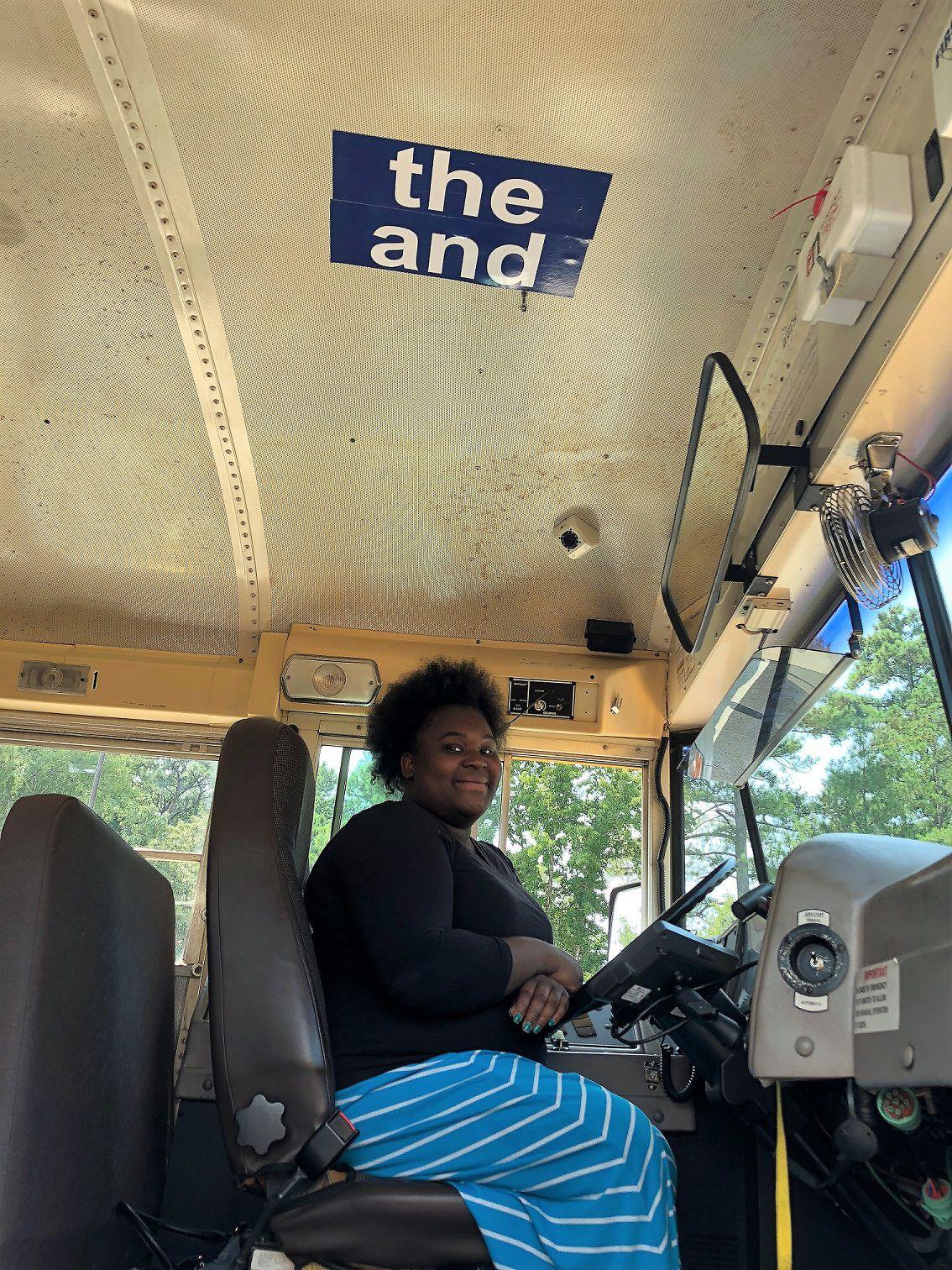 thomas school bus driver seat