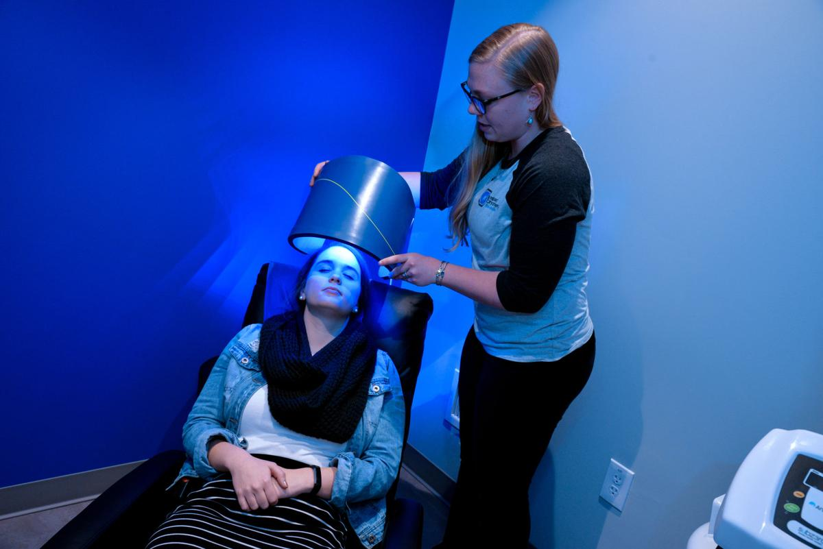 Impact Cryotherapy utilizes cold temperatures as a path to