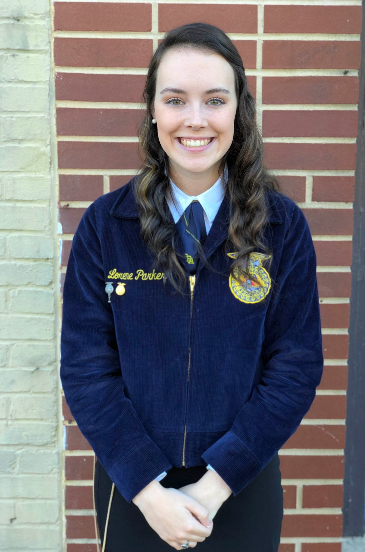 Parker takes part in National FFA Convention
