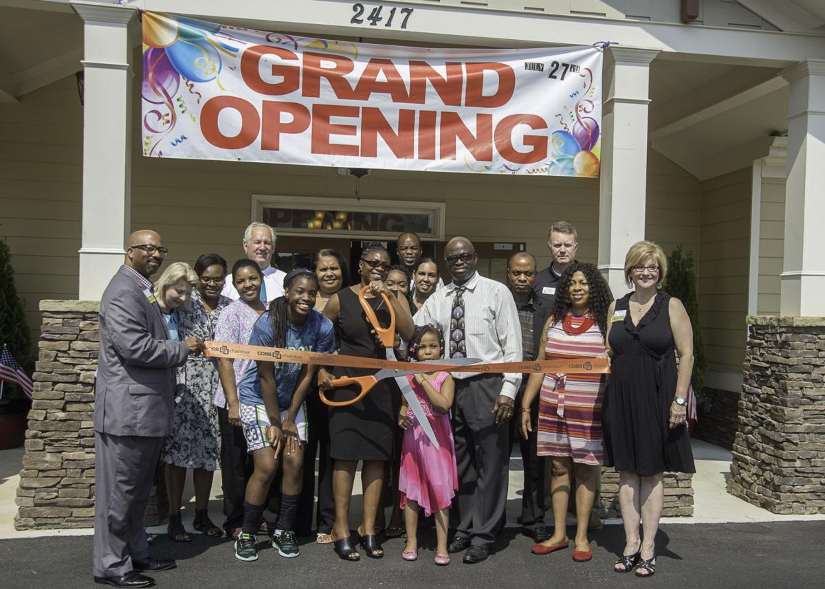Grace Living Personal Care Home sees its grand opening in