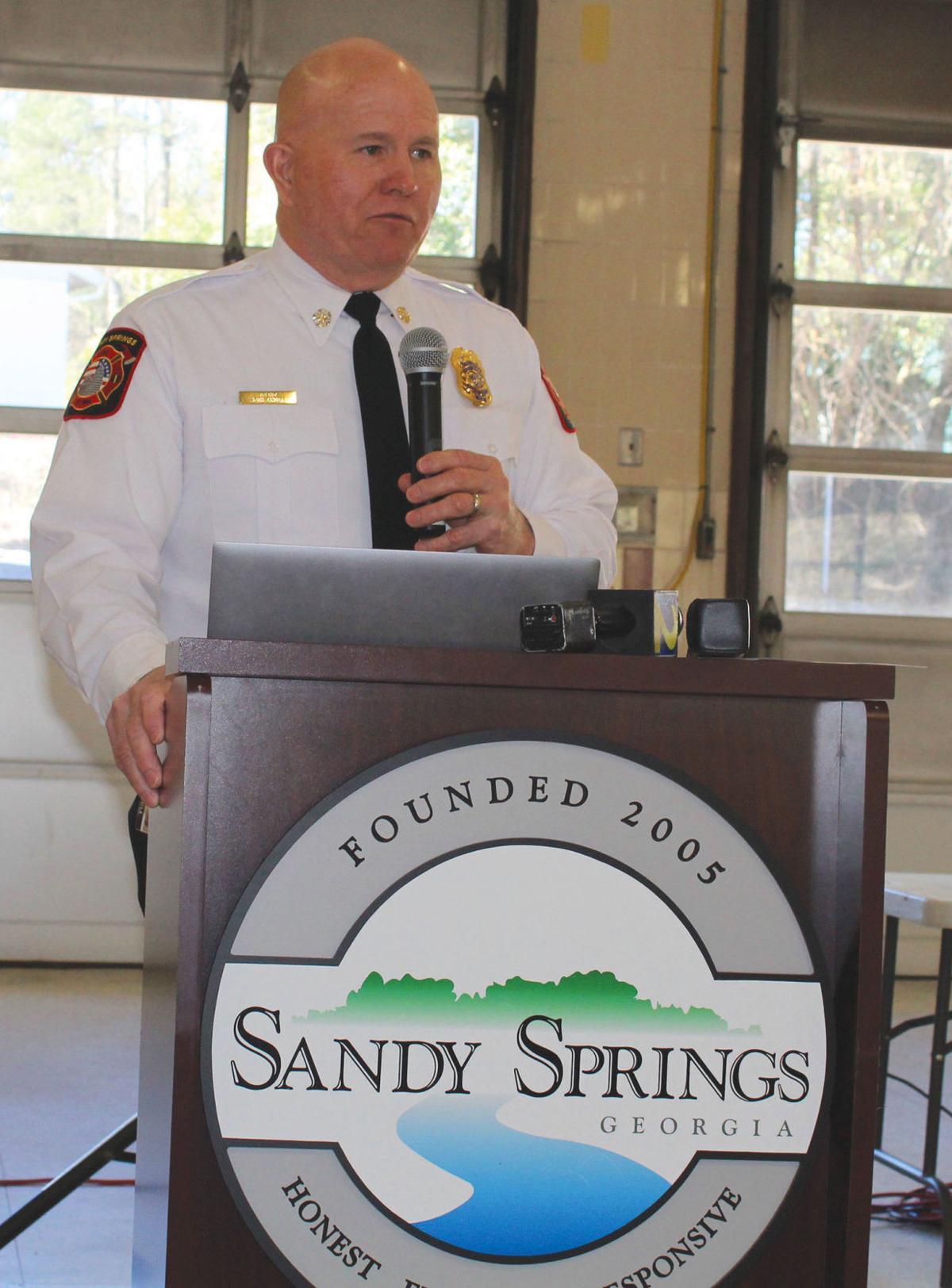 Sandy presser 2 Keith Sanders
