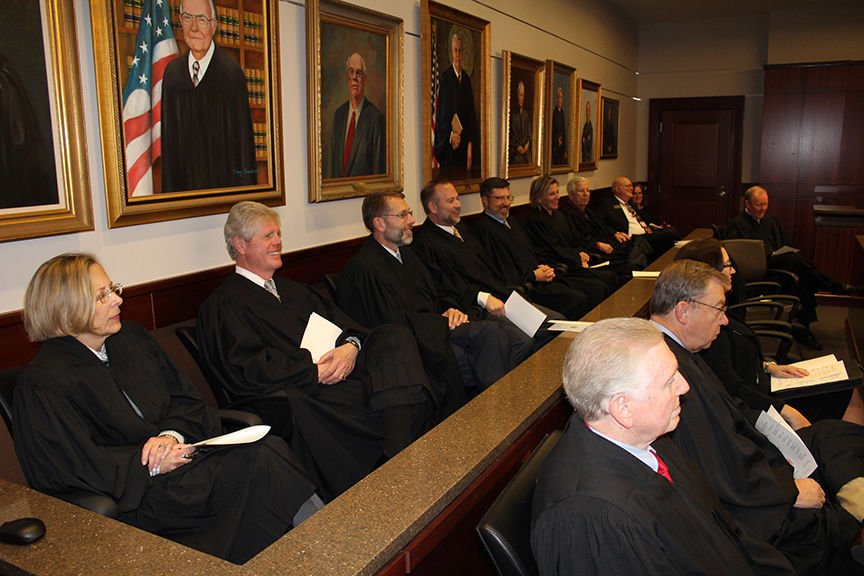 Cobb Superior Court Judge Adele Grubbs honored with