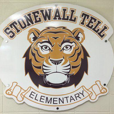 Stonewall Tell Elementary School logo