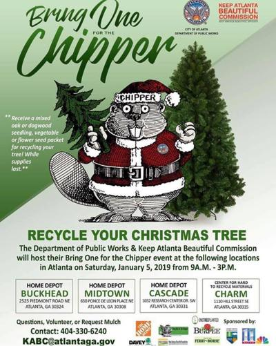 Where In Buckhead And Sandy Springs Can You Have Your Christmas Tree