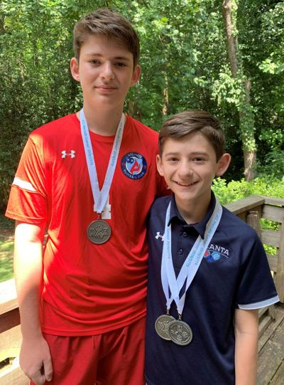 081419_MNS_Maccabi_Games Francombe brothers