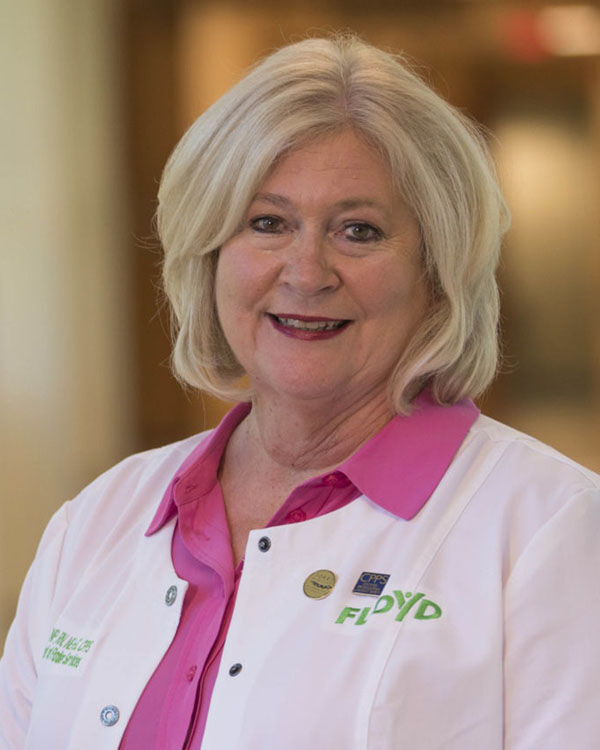 Sheila Bennett, FMC executive VP and Chief of Patient Services